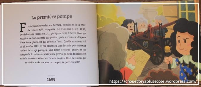 Quelle Histoire -Pompiers 1