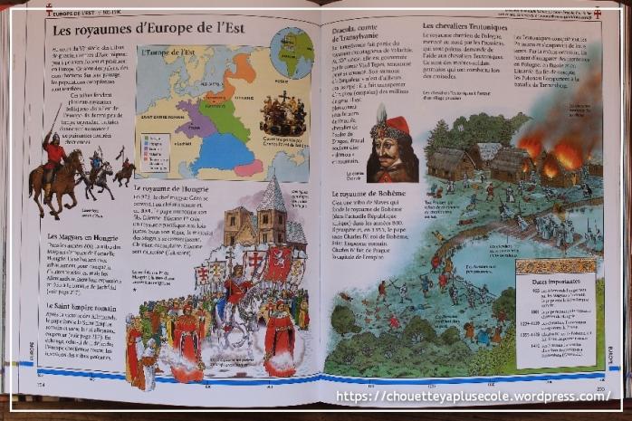 Histoire du monde Usborne 5