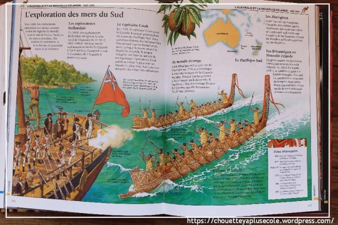 Histoire du monde Usborne 6
