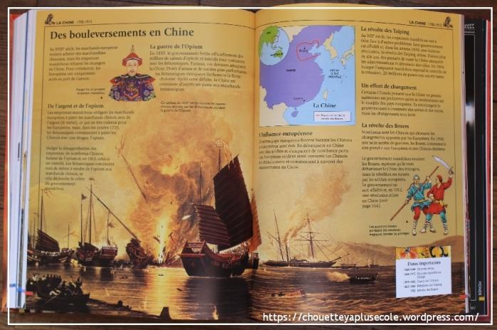 Histoire du monde Usborne 7
