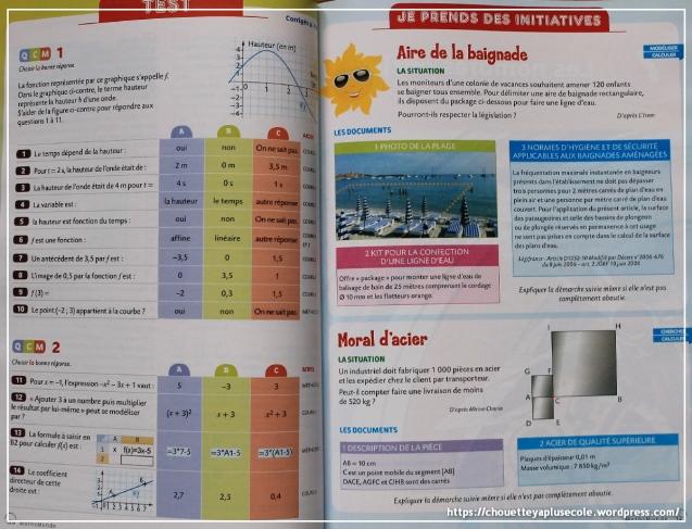 Maths monde 5