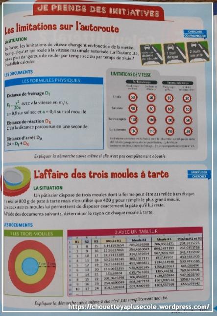 Maths monde 4