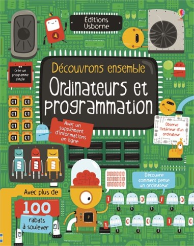 Ordinateurs et programmation- usborne