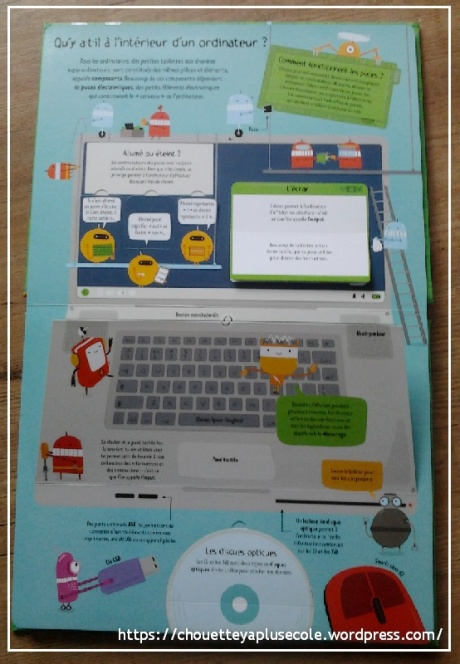 language informatique usborne  4