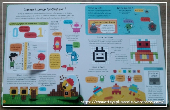 language informatique usborne  3