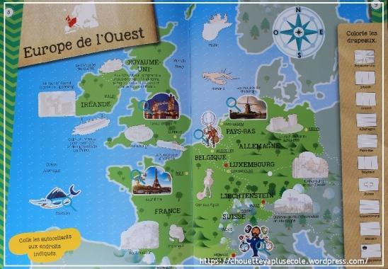 Atlas europe