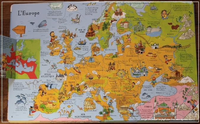 atlas illustré usborne