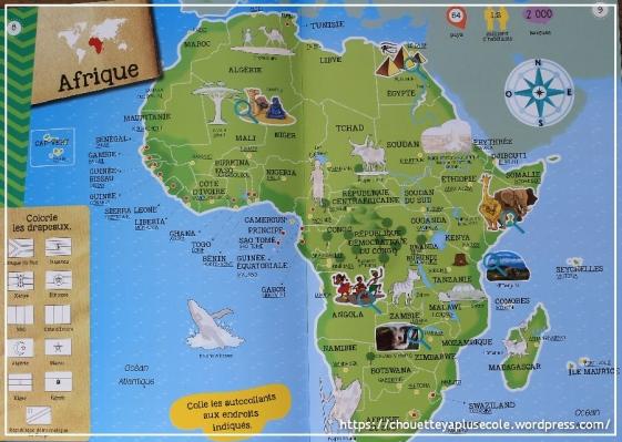 atlas monde