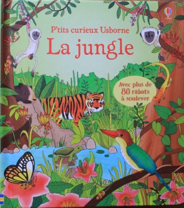 La jungle Usborne