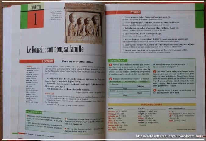 Latin 5ème1