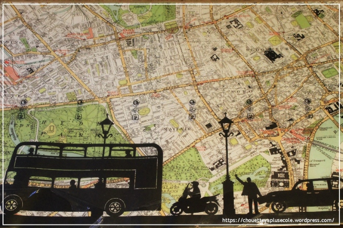 Londres plan