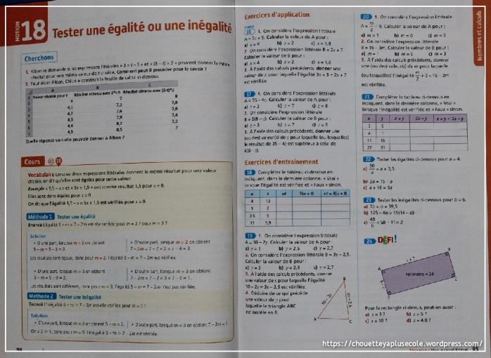Delta Maths 5ème 1