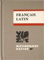 dictionnaire français latin