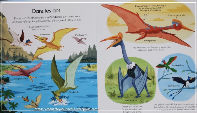 dinosaures usborne 1