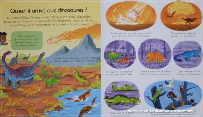 Dinosaures usborne