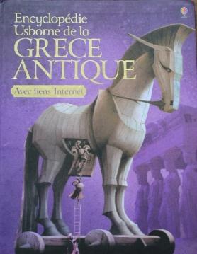 Grèce antique Usborne