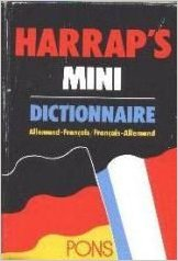 mini harrap's allemand