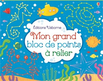 POints à relier Usborne
