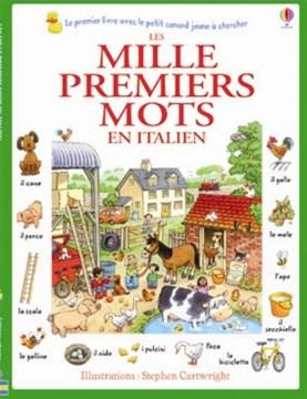 les_mille_premiers_mots_en_italien