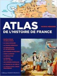 atlas-de-lhistoire-de-france-ouest-france
